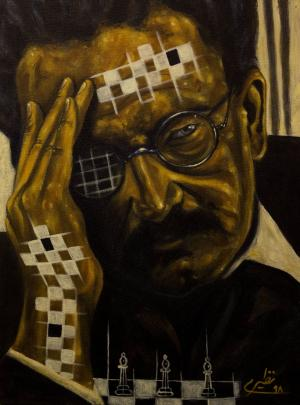 face to face with philosophers -Walter Benjamin  Sina Naziri