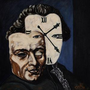 face to face with philosophers -Kant  Sina Naziri