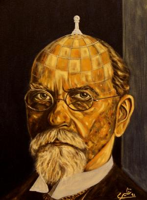 face to face with philosophers -Husserl  Sina Naziri