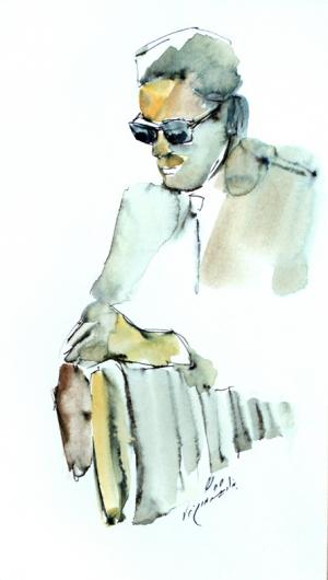 Untitled  BEHZAD SHISHEGARAN