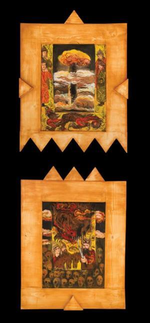 Nagasaki Dragon  tarane sadeghian-broojeni