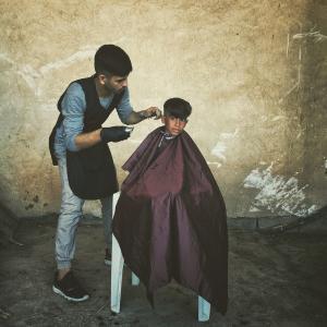 Barber  Ali Kazemi
