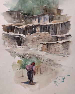 Works Of Art keyvan ahmadianheravi