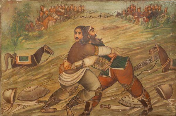 Works Of Art Jaafar Lashgari