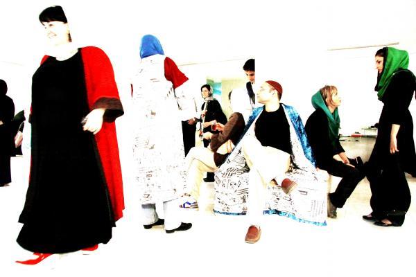 Works Of Art Zarvan Rouhbakhshan