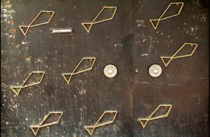 Hoofar Haghighi's Doors - 2  Hoofar Haghighi