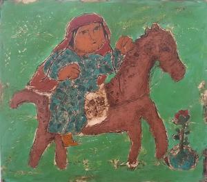 Untitled  amene esfandiari