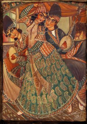 .  Jaafar Lashgari