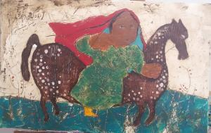 Untitled 5  amene esfandiari