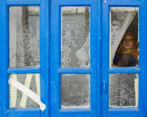 In the quarantine of love  Abdolrahman Mojarrad