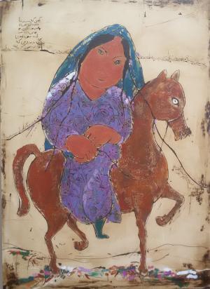 Untitled 7  amene esfandiari