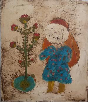 Untitled 3  amene esfandiari