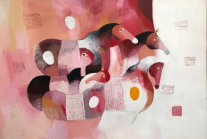Untitled  Mohammad Ali Taraghijah