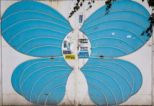 Hoofar Haghighi's Doors - 4  Hoofar Haghighi
