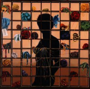 Chardin's shadow  sepideh nejadsatari