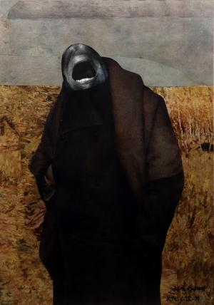 Untitled  Bahman Mohasess