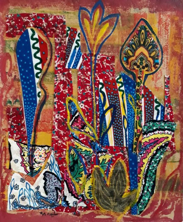 Works Of Art salime ghezel