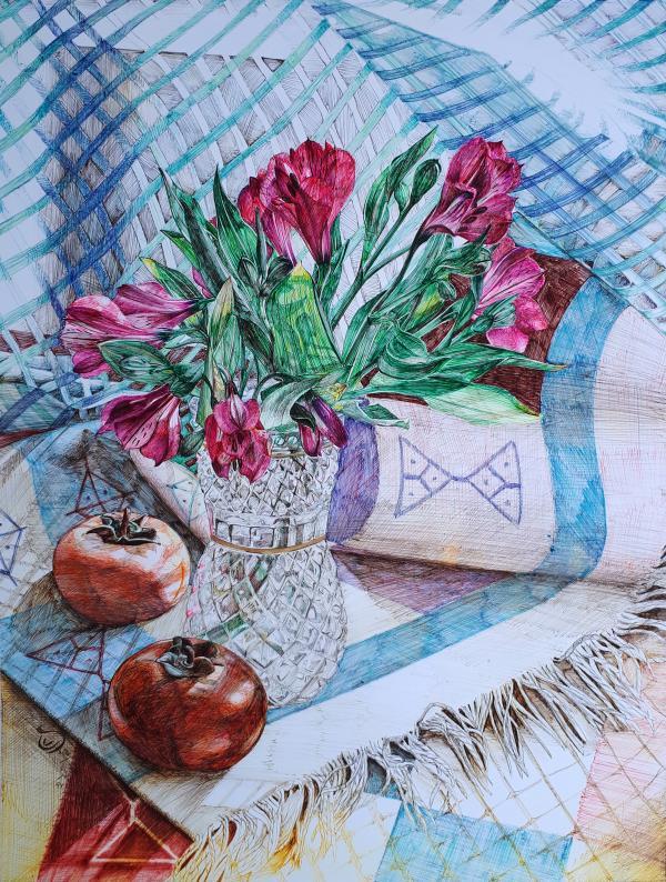 Works Of Art Sara Pourfarzaneh