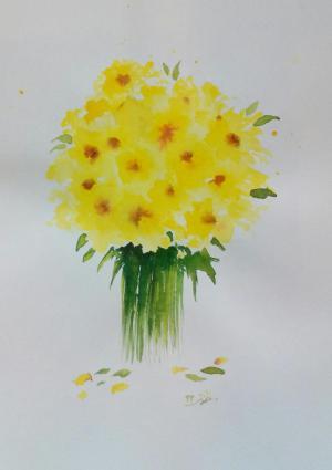 My mind flowers6  Robabeh(Roya) Delkhosh