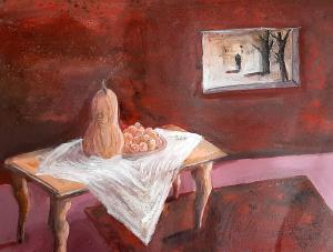 Red room  Seied sajjad Alizadeh