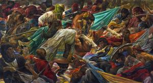 the brawl of water 2020  Hasan roholamin