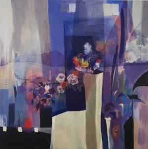 untitled - five  Fereshteh Setayesh