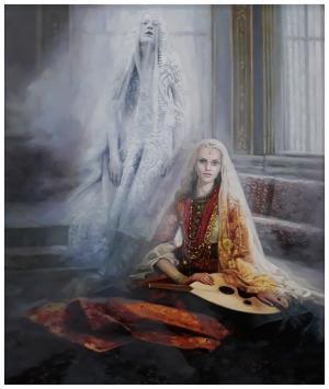 Works Of Art ebrahim alipoor