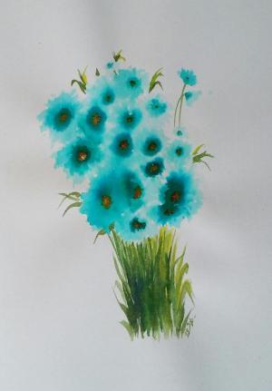 My mind flowers10  Robabeh(Roya) Delkhosh