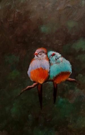Love & Peace  Robabeh(Roya) Delkhosh