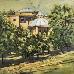Delgosha Garden  Ghazaleh Akhavan Zanjani