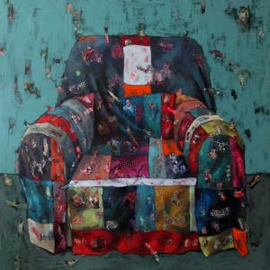 the mean throne  MARJAN SABETI