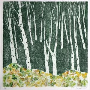 autumn  Parvin Hanitabaei