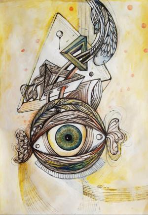 Eyes 006  azadeh nikoo