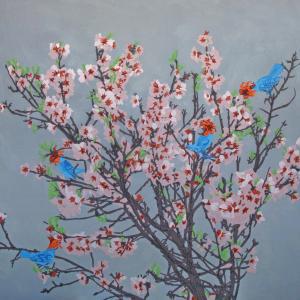 blossom  katayoun tehrani
