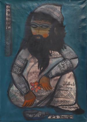 Untitled  Jazeh Tabatabai