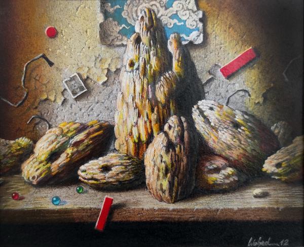 Works Of Art Wahed Khakdan