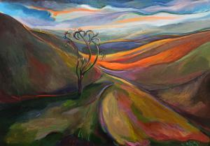 Autumn sunset  Hadi Khani