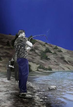 Fisherman  Del ara  pakdel