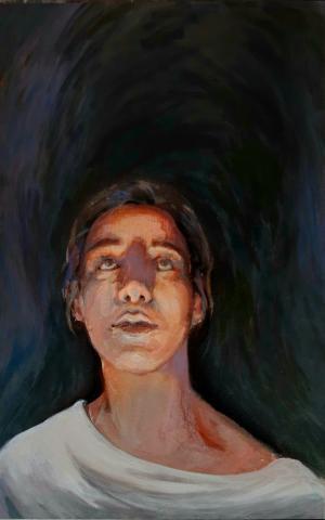 Self-portraits  Mojhgan Madani