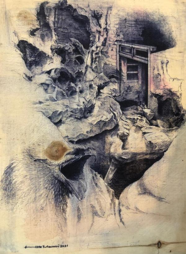 Works Of Art Homa Mansoori