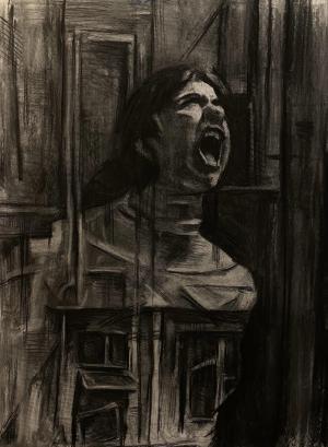 scream  Mahnaz Keyhani