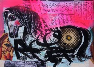 horse 6  Shamsedin Ghazi