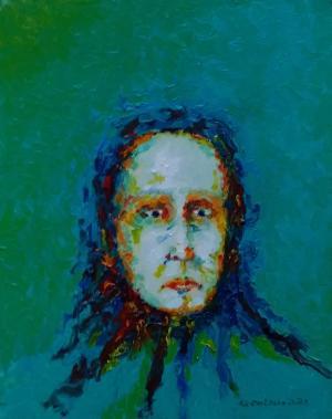 portrait 5  Gérard  Cottin