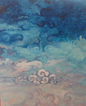 miniature cloud  Gérard  Cottin