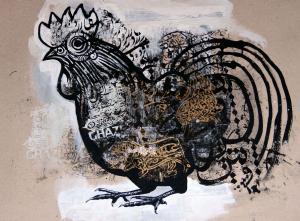 rooster 10  Shamsedin Ghazi