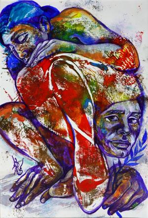 Untitled  Samira Darya