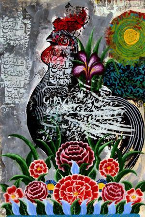 rooster10  Shamsedin Ghazi