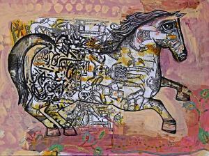 horse 5  Shamsedin Ghazi