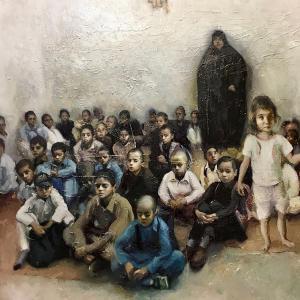 آخرین روز مدرسه از یاسر میرزایی