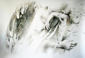 From  Angel series  Vahid Mirzamohammadi